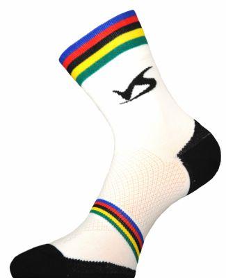 Chaussettes Ventura Socks Carbone Champion du Monde