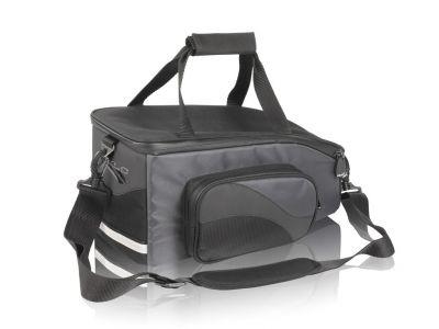Sacoche porte-bagages 15L XLC BA-S43 Noir / Anthracite