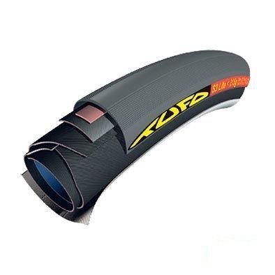 Boyau TUFO S3 Lite 700 x 21 Noir