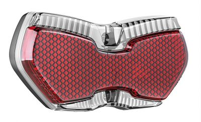 Éclairage AR B+M Toplight View Plus Dynamo sur porte-bagages