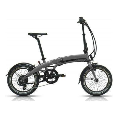 Vélo électrique Pliant Megamo Executive 18'' Gris 2020