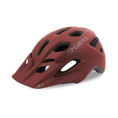 Casque Giro Fixture Rouge Dark Mat