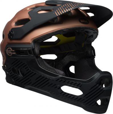 Casque Bell SUPER 3R MIPS Cuivre mat/Noir