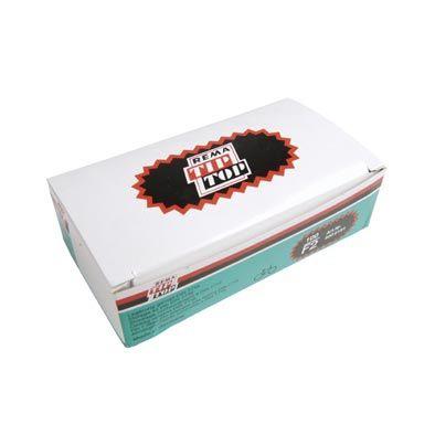 Boîte de 100 rustines Tip Top F2 Ovale 50x25 mm