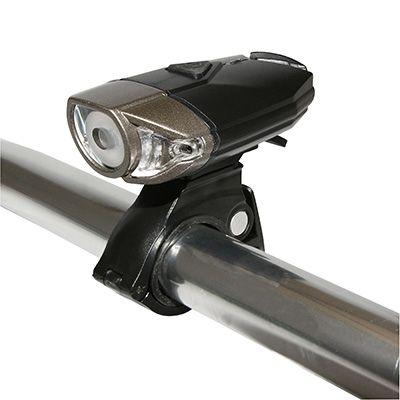 Éclairage AV à LED 300 lumens À batterie USB Fix. sur cintre ou casque Noir/Gris