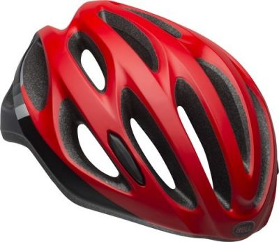 Casque Bell Draft Rouge Crimson
