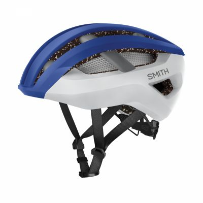 Casque Smith Network MIPS Mat Bleu Klein