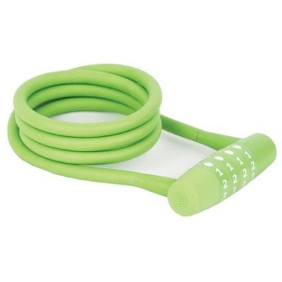 Antivol Knog Twisted Combo Lime Vert