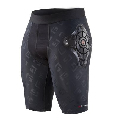 Short de protection G-Form Pro-X Noir Logo