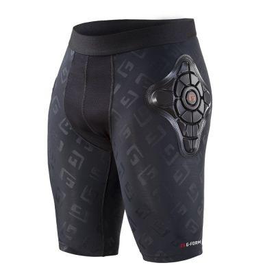 Short de protection G-Form Pro-X Noir Logo