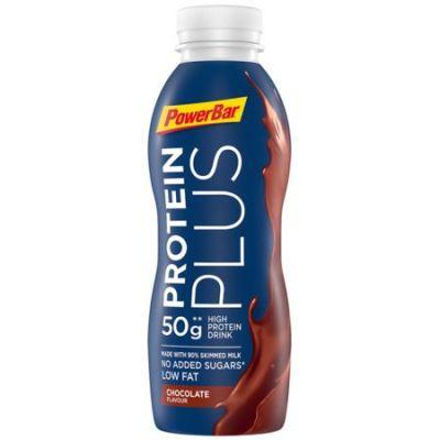 Boisson de récupération PowerBar ProteinPlus Sport Milk Chocolat 500 ml