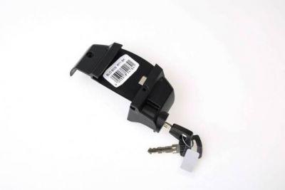 Serrure ABUS de batterie Bosch de porte-bagages Classic+