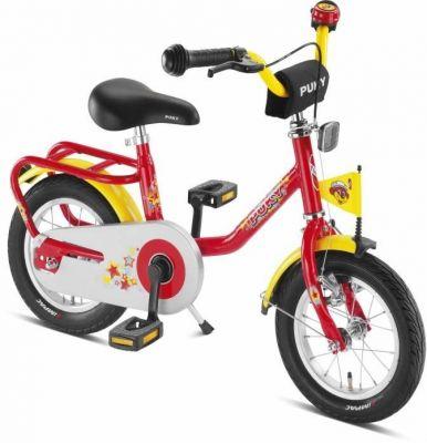 """Vélo enfant Puky Z2 12"""" acier Rouge"""