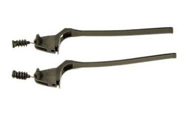 Porte-pompe Zéfal VTT à collier (Diamètre 25 à 34 mm) Paire