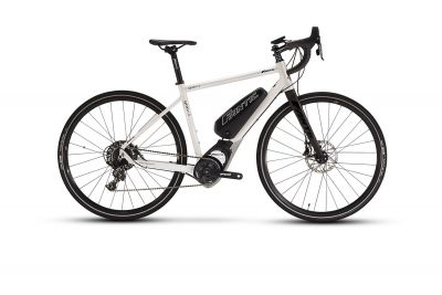 Vélo électrique Fantic Gravel GT Gran Tourismo Long Run Blanc