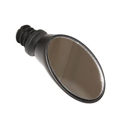 Rétroviseur réglable extrémité de guidon Gauche ou Droit Noir