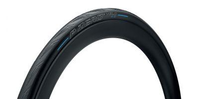 Pneu 700 x 25 Pirelli P ZERO Velo 4S TS Noir/Bleu