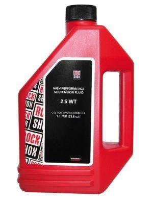 Huile fourche RockShox Pitstop Oil 2.5 WT (1 litre)