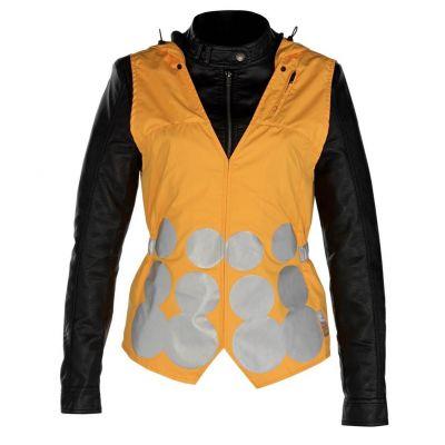 Gilet de sécurité ville L2S Mira Orange fluorescent