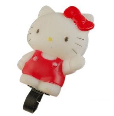 Sonnette Pouet Pouet Enfant Hello Kitty