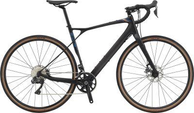 Vélo de Gravel GT Grade Pro Shimano Ultegra Di2 Noir 2020