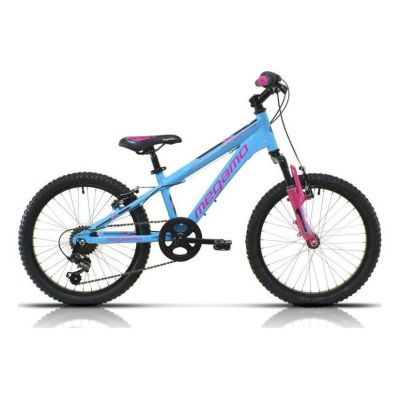 Vélo Enfant Megamo Open Junior S Girl 20'' Bleu/Rose 2020