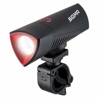 Éclairage AV Sigma Buster 700 Lumen Batterie IION Support cintre/casque Noir