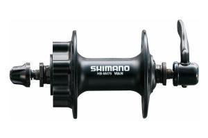 Moyeu avant Shimano M475 32T pour freins à disque 6 STD