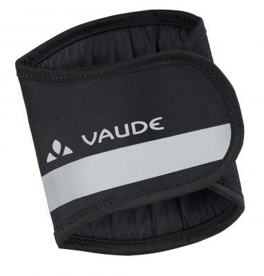 Protection de pantalon réfléchissante Vaude Noir