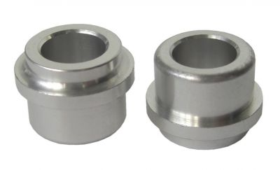 Entretoise d'amortisseur Alu 12,7 mm 28 x 8 mm (Paire)