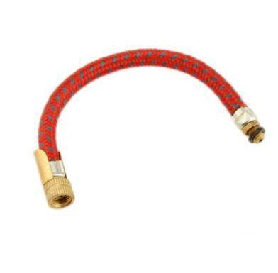 Raccord flexible pompe pour valve Schrader