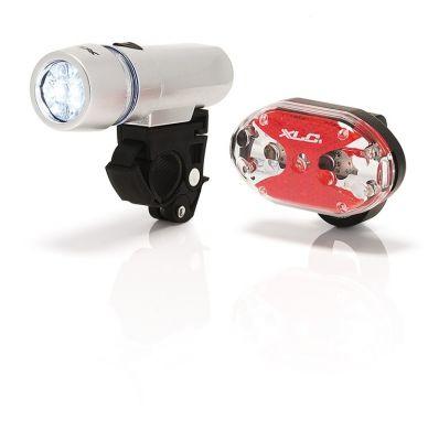 Set éclairage AV/AR XLC Triton/Thebe Blanc / Rouge