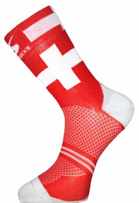Chaussettes Ventura Socks Carbone Nation Suisse