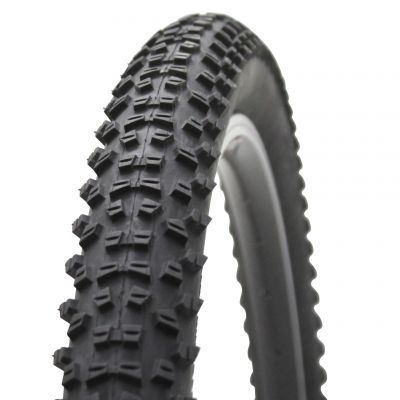 Pneu Newton VTT Slick 27.5 x 2.25 E-Bike Ready Protection anti-crevaison TR Noir