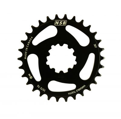 Plateau NSB comp. SRAM Direct Mount BB30 30 dents Narrow/Wide