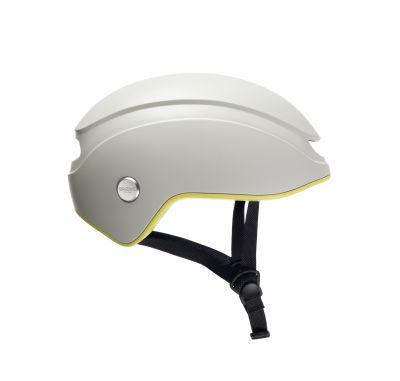 Casque Brooks Island Helmet Blanc/Lime