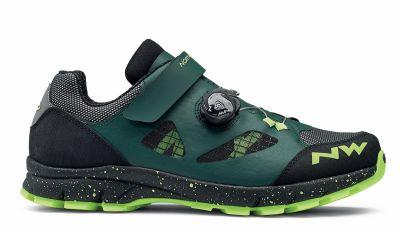 Chaussures Northwave Terrea Plus Vert/Jaune