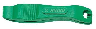 Démonte-pneu Unior en 2 pièces Vert