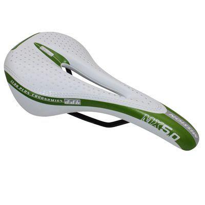 Selle DDK MX 5.0 Blanc/Vert