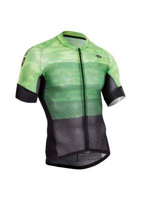 Maillot Sugoi RS Climber Vert Berzerker/Noir