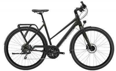 Vélo urbain / trekking Cannondale Tesoro Mixte 2 Noir