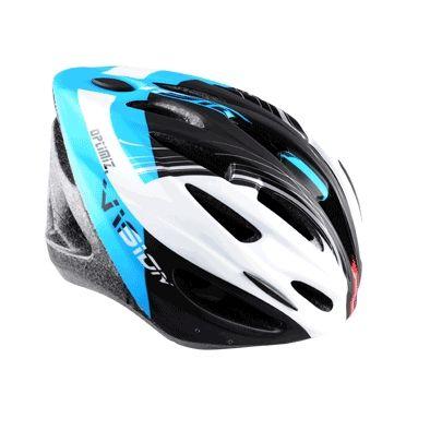 Casque Optimiz O-300 Vision Bleu/Blanc/Noir Mat