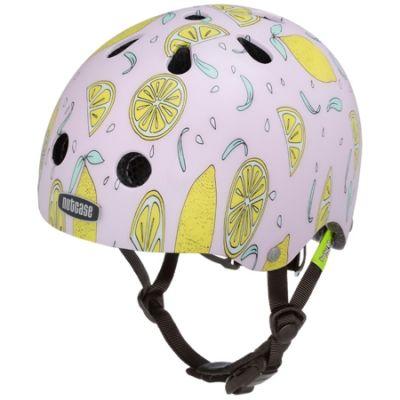 Casque bébé Nutcase Baby Nutty Pink Lemonade
