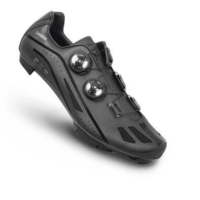 Chaussures VTT FLR Elite F95-X Serrage 2 molettes Semelle Carbone Noir