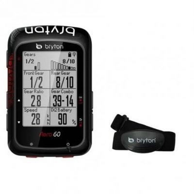 GPS Bryton Rider Aero 60 H (Fréquence cardiaque)