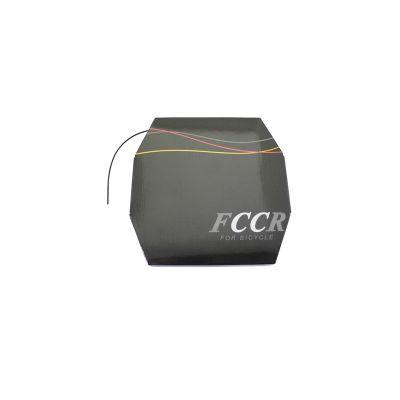 Gaine de dérailleur SIS 4 mm (boîte de 25 m) Noir