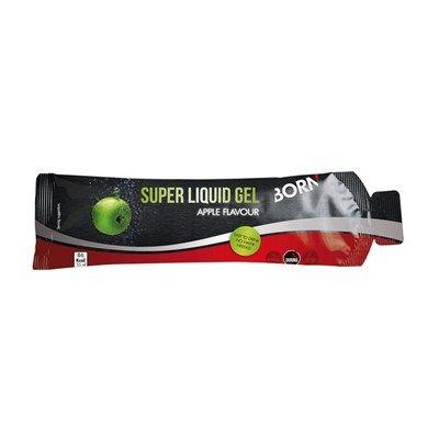 Gel énergétique Born Super Liquide Pomme 40 g (x12)