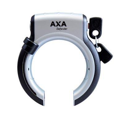 Antivol fer à cheval Axa Defender Gris/Noir