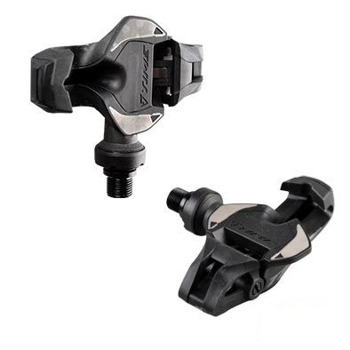 Pédales automatiques Time Xpro 10 Carbone Axe acier Noir