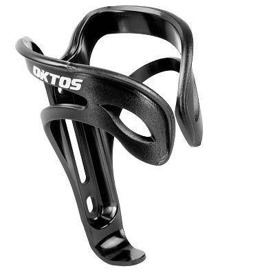 Porte-bidon Oktos plastique Noir